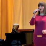 Асмодьярова Настя. Отчётный концерт учащихся, 2013 г.