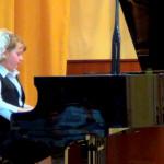 Годованюк Лида. Отчётный концерт учащихся,  2013 г.