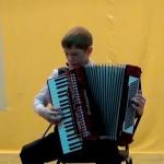 Игнатюк Олег. Отчётный концерт учащихся,  2013 г.