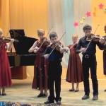 """""""Каприс"""". Отчётный концерт учащихся,  2013 г."""