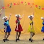 """Танец """"Карачанка"""". Отчётный концерт учащихся,  2013 г."""