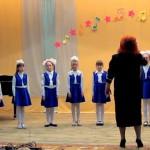 """Младший хор"". Отчётный концерт учащихся,  2013 г."