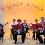"""Оркестр """"Формат"""". Отчётный концерт учащихся,  2013 г."""