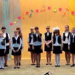 """""""Старший хор"""". Отчётный концерт учащихся,  2013 г."""